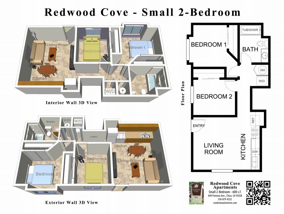 Redwood cove apartments for rent in chico ca 95928 - 2 bedroom apartments in redwood city ca ...