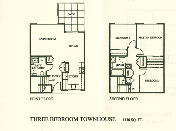 View Floor Plans View Pictures. Delta Village Apartments for Rent in Stockton  CA 95207