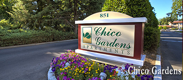 Chico Gardens Apartments for Rent in Chico, CA 95928