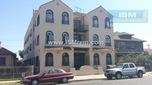 43rd place apartments for rent in los angeles ca 90037